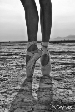 cassie burn feet